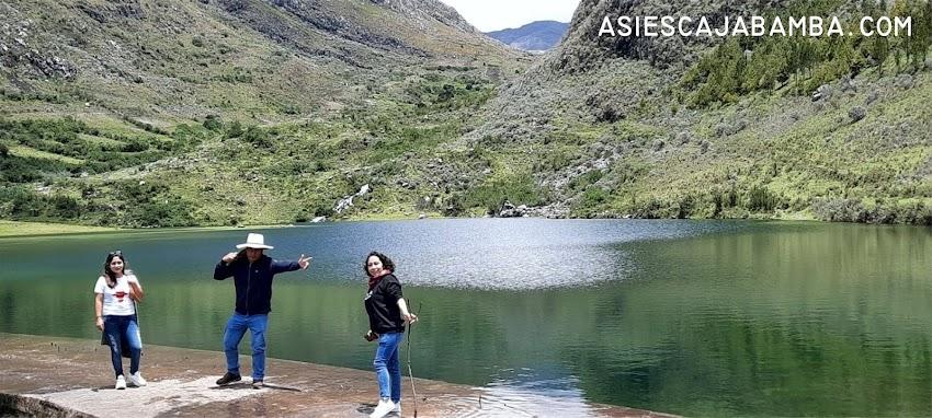 Fotos de la represa La Chira - Cajabamba