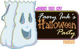 Faery Ink - Halloween Party!