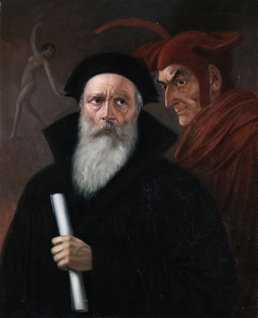 Fausto o, ¿El amo del diablo? - Revista COCO