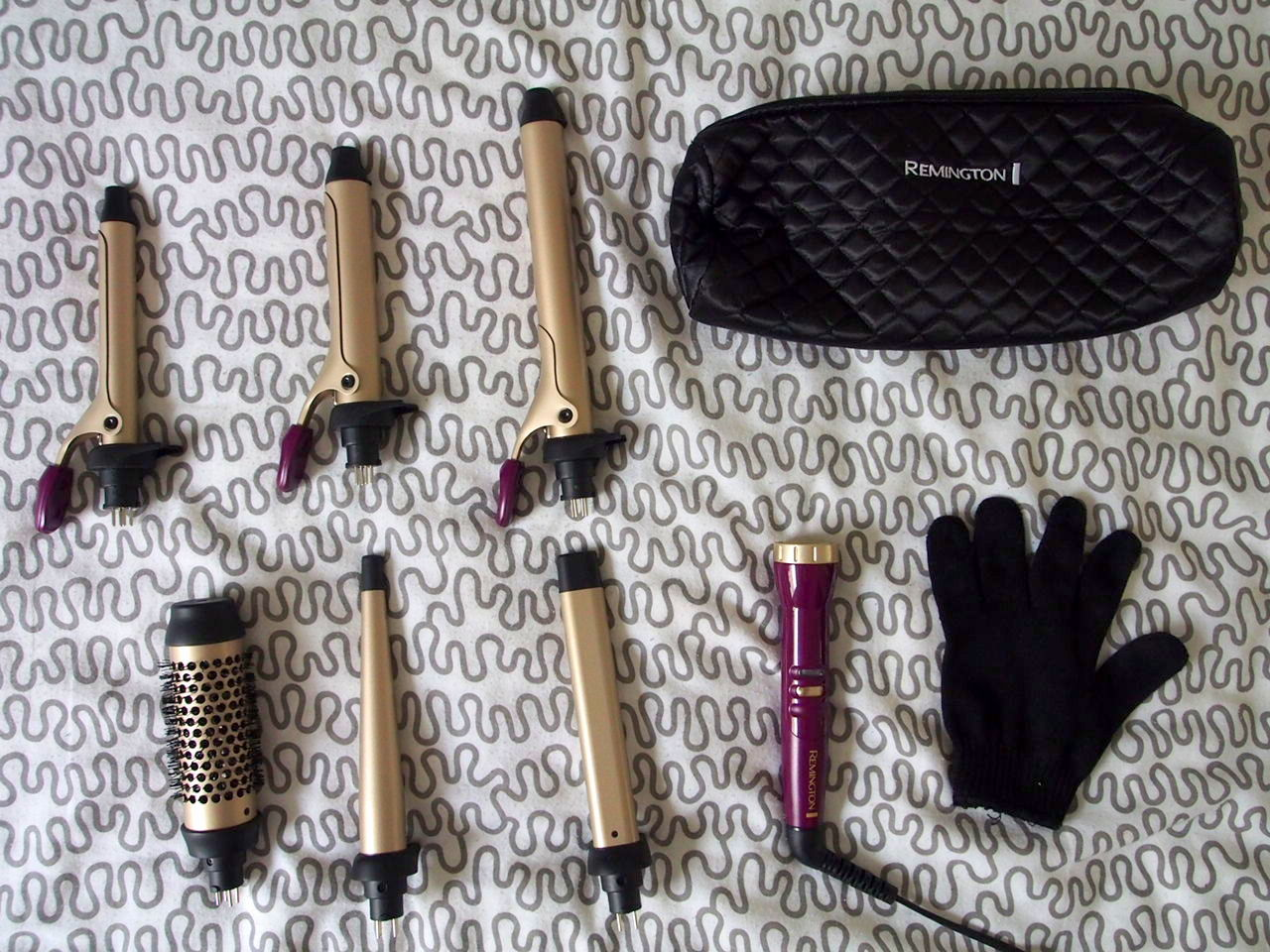 Beauty Chats: Remington 'Your Style' Starter Kit.