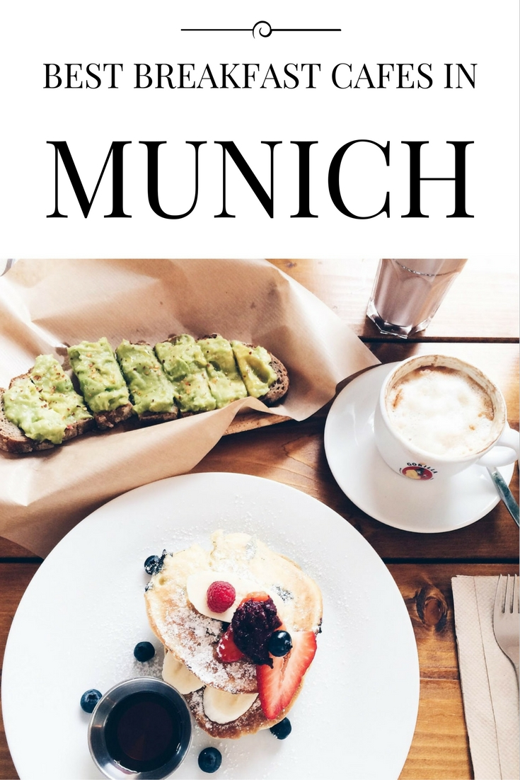 breakfast cafes in munich