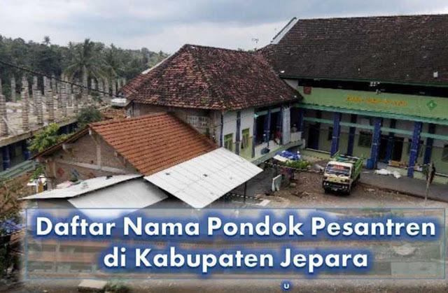 Pesantren di Jepara