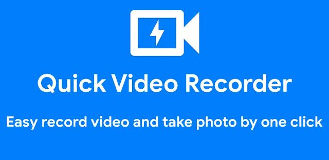 تحميل تطبيق Background Video Recorder-Quick Video Recorder