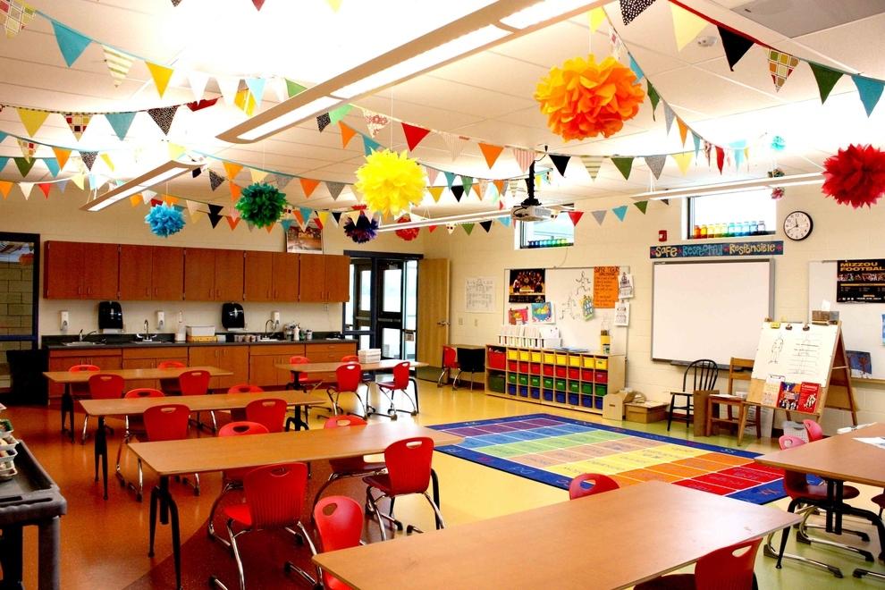 Hiasan Dinding Ruang Kelas TK