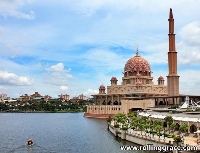 Putra Mosque Putrajaya
