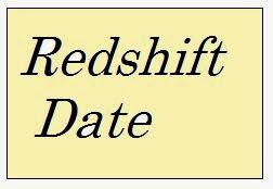 Amazon Redshift - date manipulation functions | DWBI-TECH BLOGS