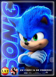 Sonic: La Película (2020) HD 720P LATINO/ESPAÑOL/INGLES