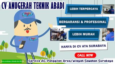 Service AC Panggilan Area/wilayah Sawahan Surabaya