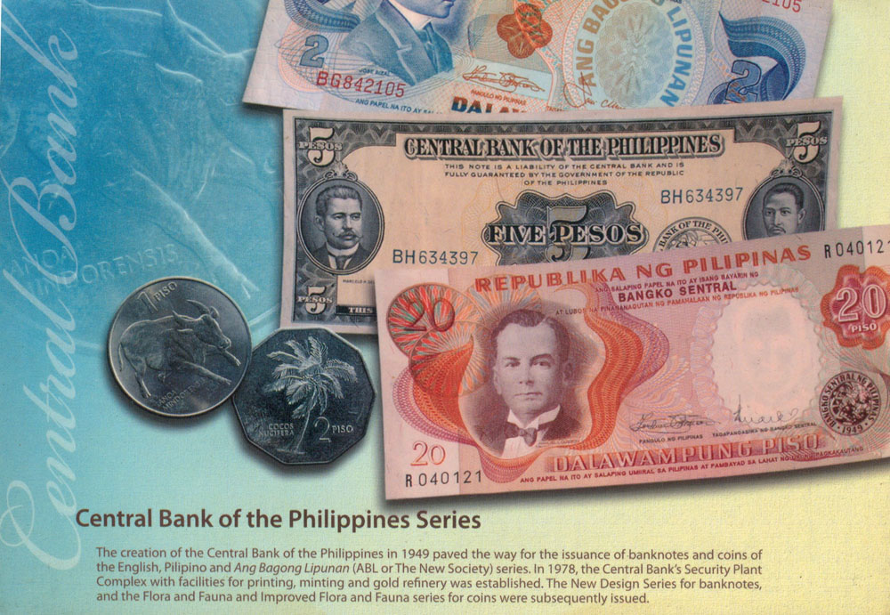 Pinoy Kollektor: 33. Philippine Banknotes / Paper Money
