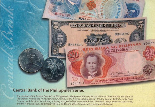 Pinoy Kollektor: 33. Philippine Banknotes / Paper Money