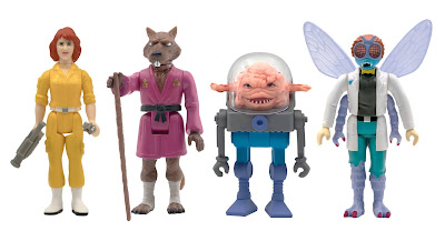 Teenage Mutant Ninja Turtles ReAction Figures Series 2 by Super7