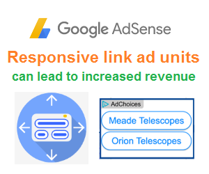 Switching Responsive Link Ad Units To Increased Adsense Revenue