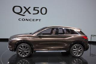 Infiniti hits QX60 Hybrid, QX50 SUVs for one year