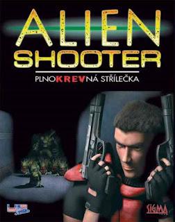 تحميل لعبة alien shooter 4