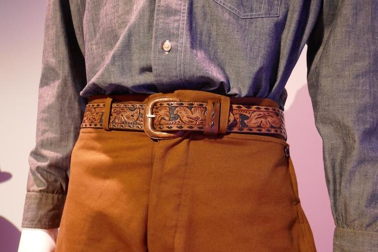 Dumbo Holt Farrier costume belt