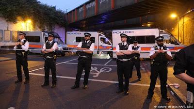 شرطة العاصمة البريطانية لندن