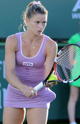 Indian Wells Tennis 2017, WTP paribas open camila giorgi