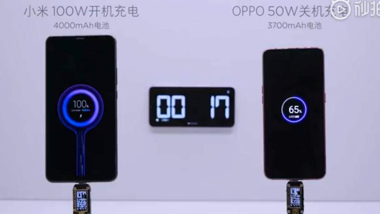 Fast Charging Xiaomi 100 Watt (slashgear.com)