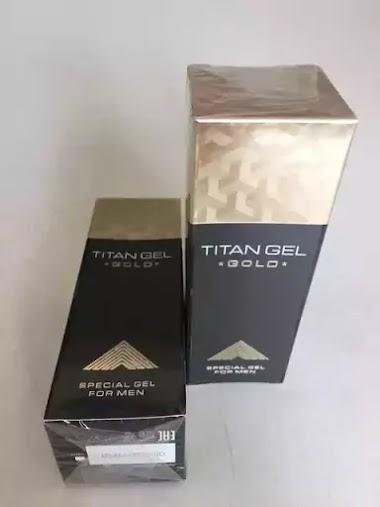 Ciri-Ciri Perbedaan Titan Gel Asli Rusia Dan Palsu
