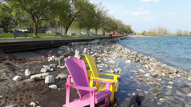 Lake Ontario water levels