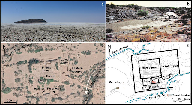 Study reveals decline of Harappan city Dholavira caused by drying up of river and drought