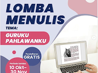 Lomba Menulis Penerbit Erlangga Tema Guruku Pahlawanku (Deadline 30 November 2020)