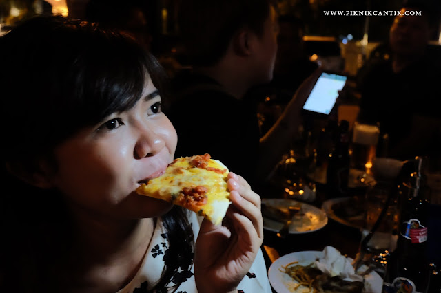 La Pizza Autentico Swiss-Inn Batam