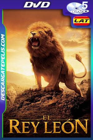 El rey león (2019) DVD5 Latino – Ingles
