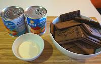 🍰  3 INGREDIENTES 🍫 y  5 MINUTOS de trabajo , pastel de CHOCOLATE