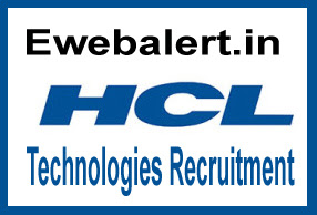 HCL Technologies Recruitment