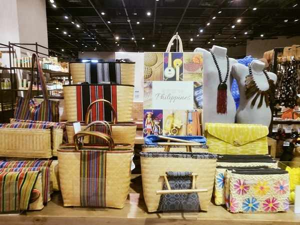 Experiential Shopping at Kultura Filipino