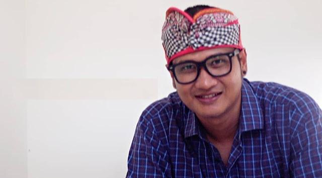 Bagus Aryanto, penulis lagu Bahagia Untukmu. (Dok. Istimewa)