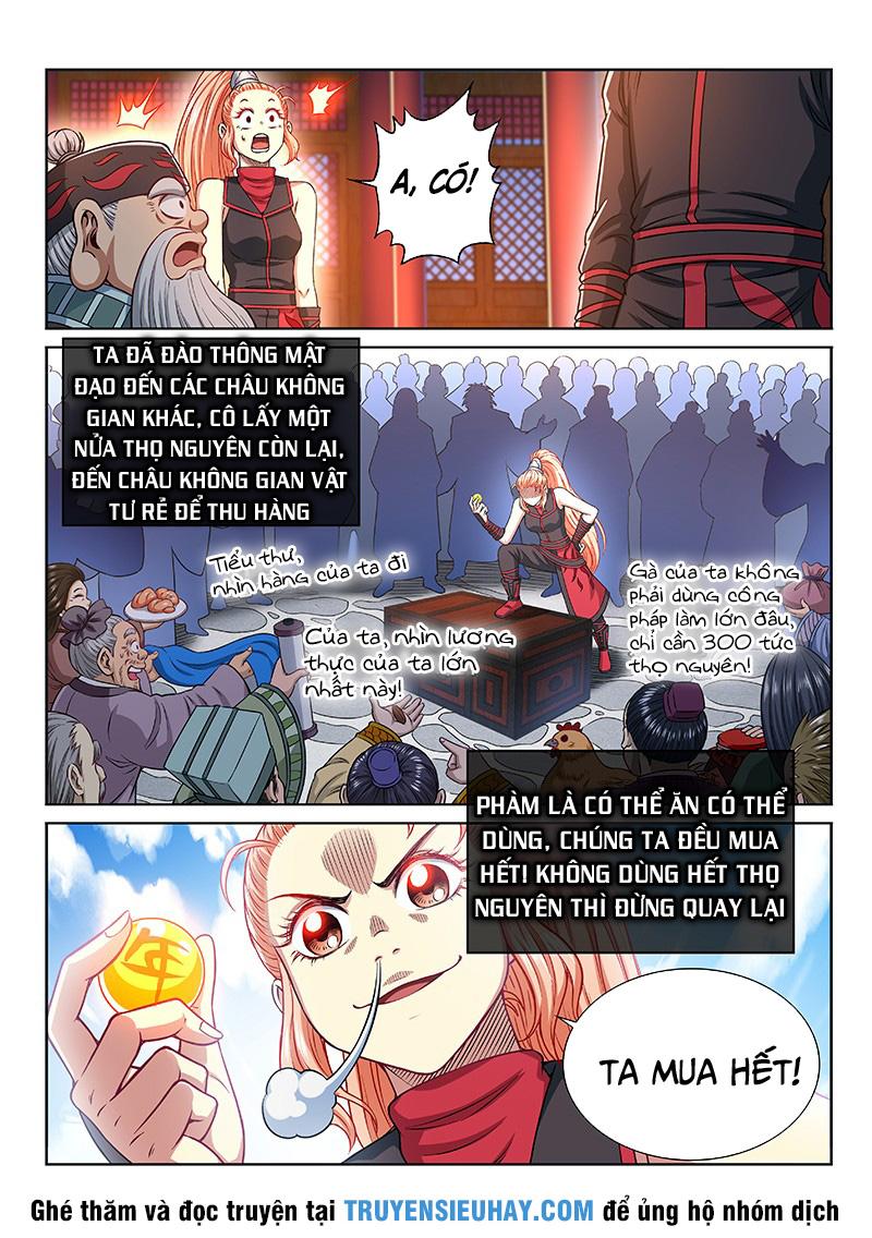 Ta Là Đại Thần Tiên chap 223 - Trang 13