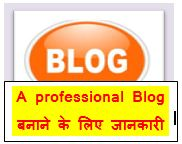 tips for create professional blog