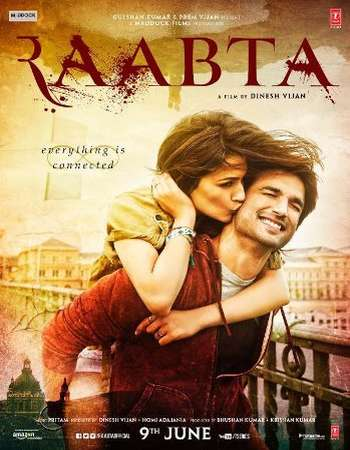 Raabta 2017 Full Hindi Movie Free Download