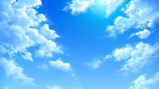 Heaven (Anime Background)