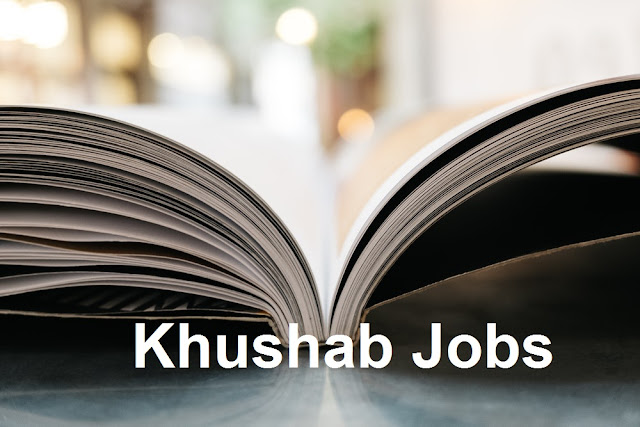 Khushab jobs