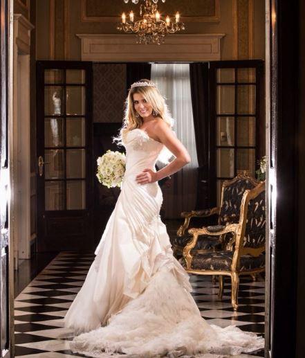 marcerla ex bbb4 em seu casamento