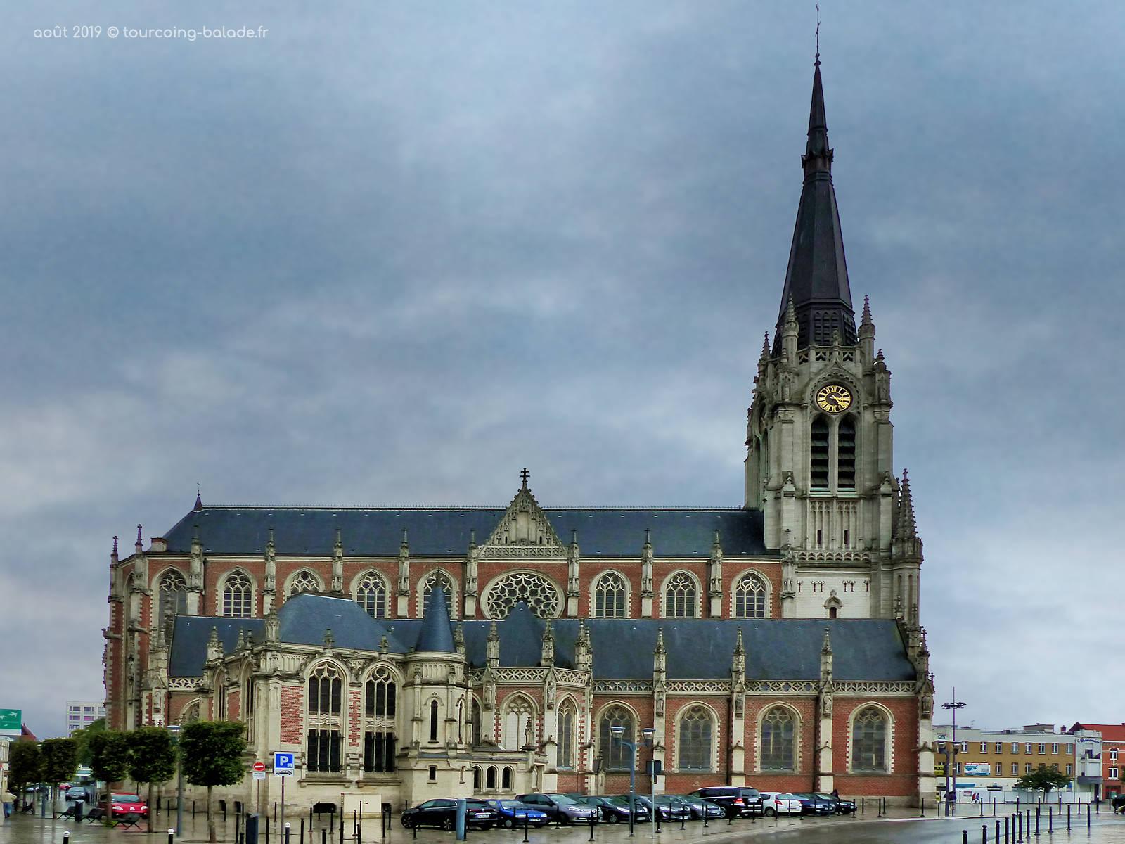 Église Saint-Christophe, Tourcoing.