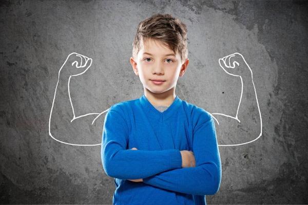 تقوية الثقة في النفس لدى الاطفال