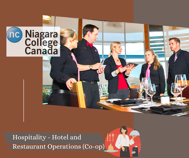 Hotel and Restaurant Operations - Niagara College