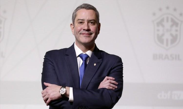 Após acusações de assédio, Rogério Caboclo é afastado da presidência da CBF