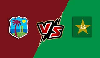 पाकिस्तान का वेस्टइंडीज दौरा 2021
