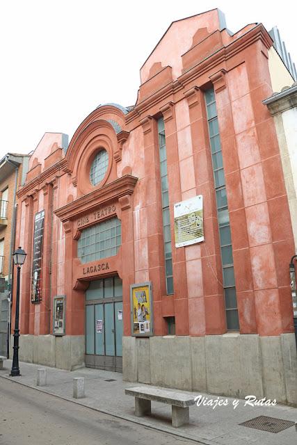 Teatro Lagasca de El Barco de Ávila