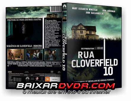 RUA CLOVERFIELD 10 (2016) DUAL AUDIO DVD-R CUSTOM