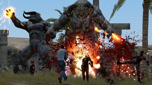 Serious Sam 3 BFE PC Full Version Screenshot 2