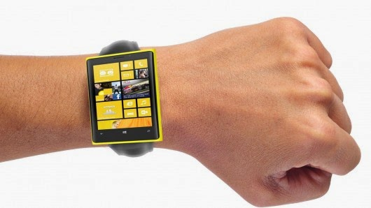 Microsoft Introduces Smartwatch