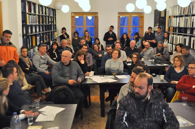 Γιάννενα: Η Πρώτη Ανοικτή Συζήτηση Για Τη Μείωση Των Ενεργειακών Δαπανών Των Νοικοκυριών Στο Μέτσοβο