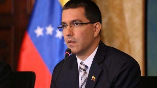 Jorge Arreaza condena nuevo ataque mediático contra Venezuela