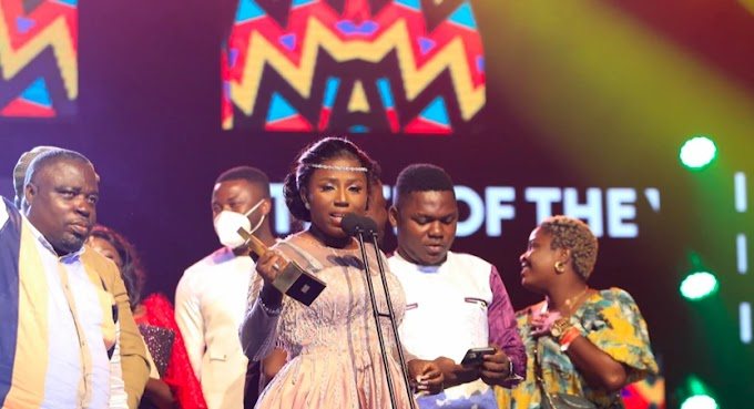Diana Hamilton crowned 2021 VGMA Artiste of the Year + Full list of Winners